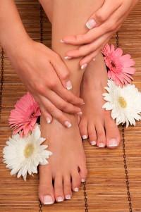 Como cuidar los pies
