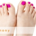 Pedicure con Gel Color
